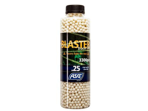 Blaster Tracer 0.25g 3300 BBs In Bottle