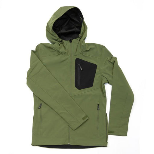 Magnum Moose Jacket - Olive Green