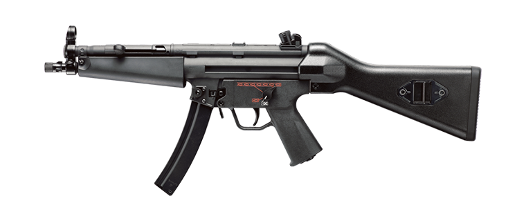 G&G EGM A4 MP5A4 Blowback - Combo
