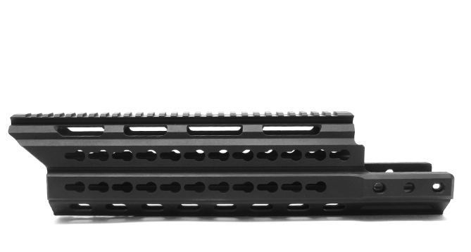 Laylax Nitro Kriss Vector Keymod Rail - Large