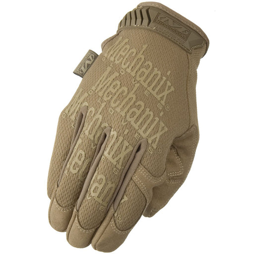 "Mechanix ""The Original"" Tactical Gloves - Coyote"