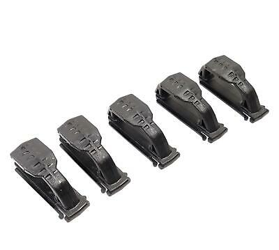 Airsoft Systems Magazine Pull Handles for AS Magazines x5 - Black
