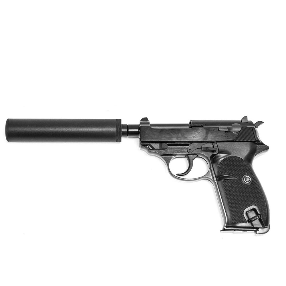 WE Walther W38 Short & Silencer