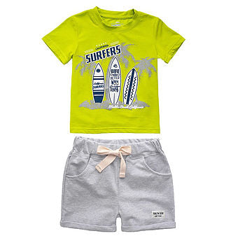Surfer Child Top & Shorts