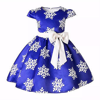 Snowflake Wonder Dress