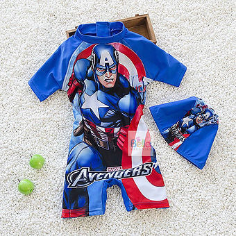 Avengers Swim Gear Set
