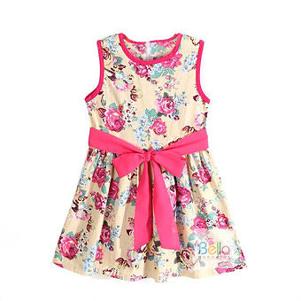 Rose & Flower Dress