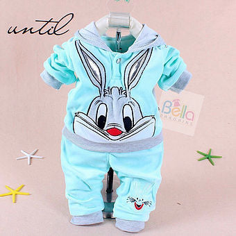 Bunny Soft Top & Trousers