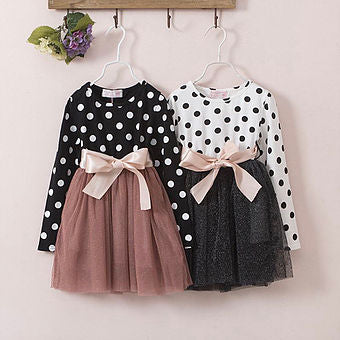 Lovely Dot Dress