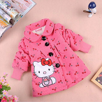 Hello Kitty Coats