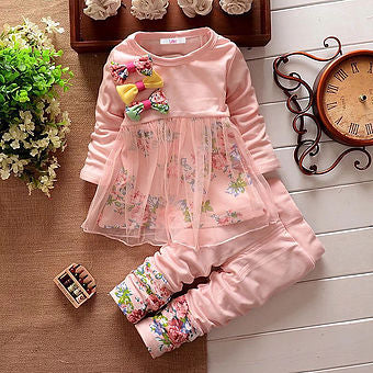 Blossom Flower Dresses