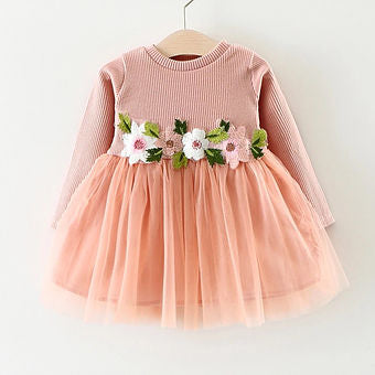 Mighty Flowers Top Dress