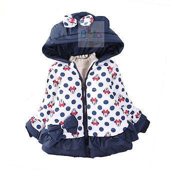 Minnie Coat Jacket with Bow