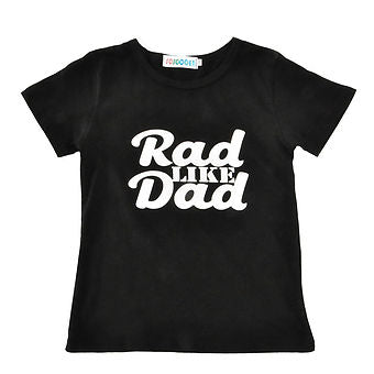 Rad like Dad Top & Trousers