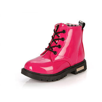 Kids Colour Boots
