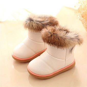 Feather Posh Boots