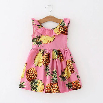 Fruit & Sweet Dress