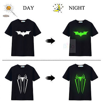 GLOW in the DARK T-Shirts & Shorts