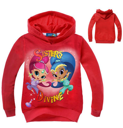 Shimmer and Shine Hoodie