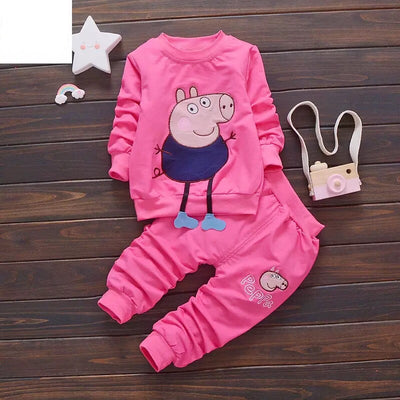 Peppa Pig Tastic Top & Trousers