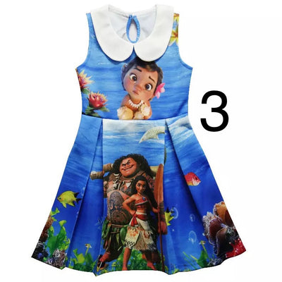 Top Moana Dresses