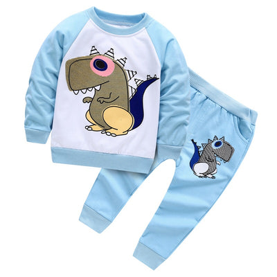 Dinosaur Dino Top & Trousers