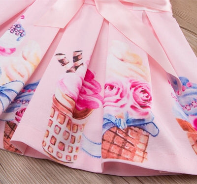 Ice Cream Sprinkle Dress