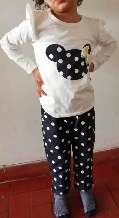Minnie Top & Trousers
