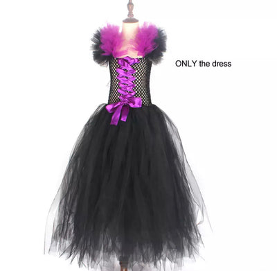 Magnificent Black Tutu Dress