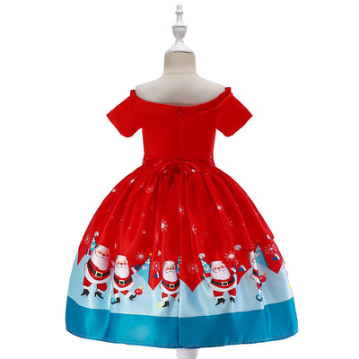 Magical Christmas Dresses