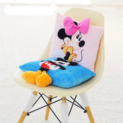 Mickey & Minnie Cushion Pillows