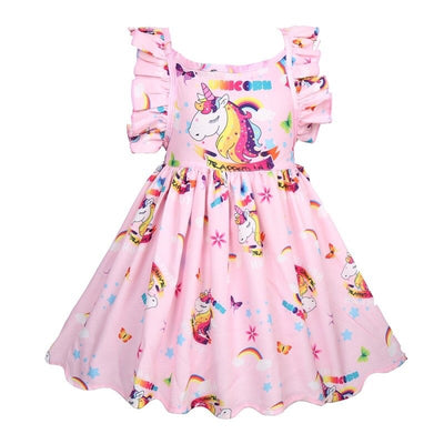 Magic Unicorn Dress