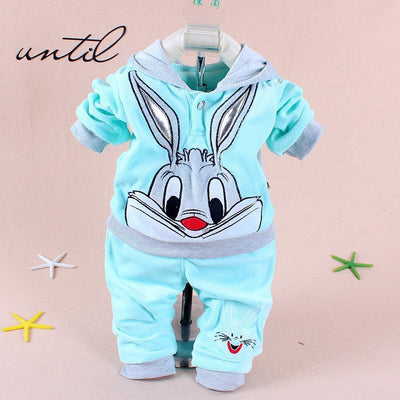 Bunny Bunny Top & Trousers