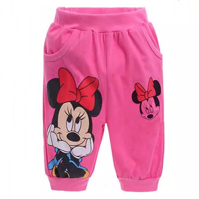 Minnie Mouse Smily Top & Trousers