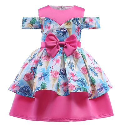 Bowtastic Pink Love Dress