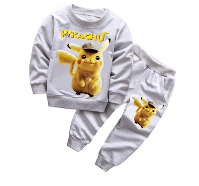 Pikachu Top and Trousers