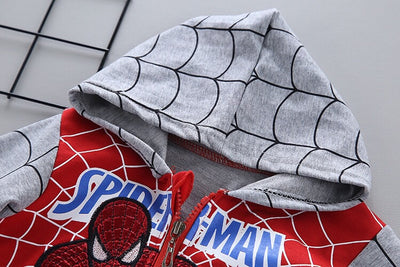Spider-Man Tracksuits