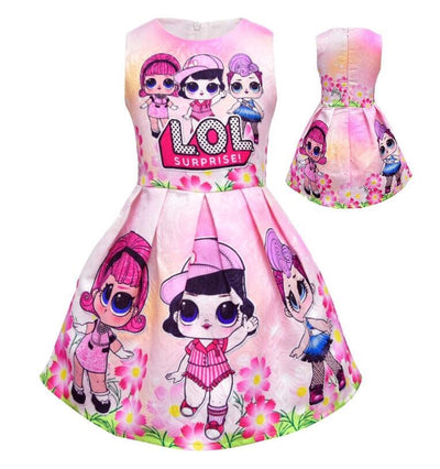 LOL Surprise! Magical Dresses