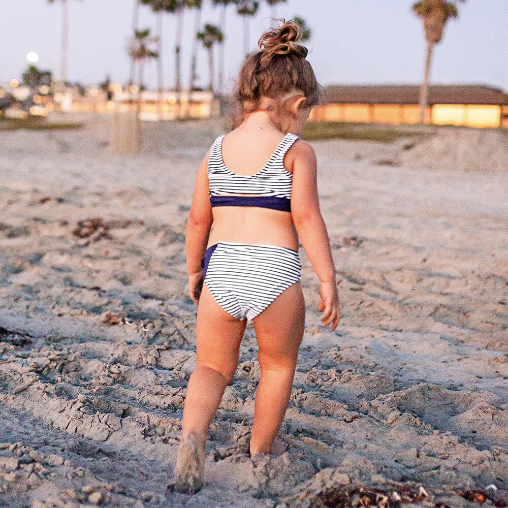 Baby Navy Swimsuit