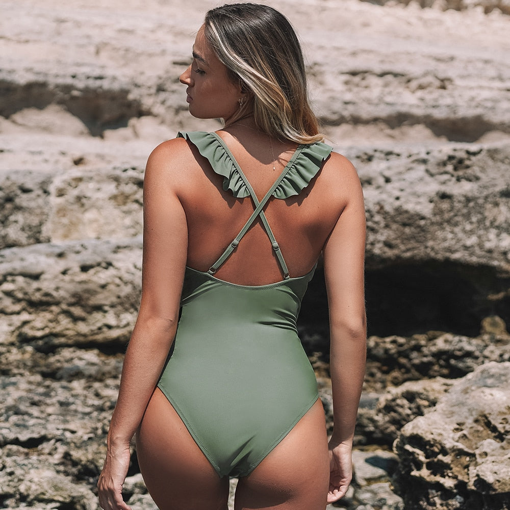 Olive Eve Swimsuit