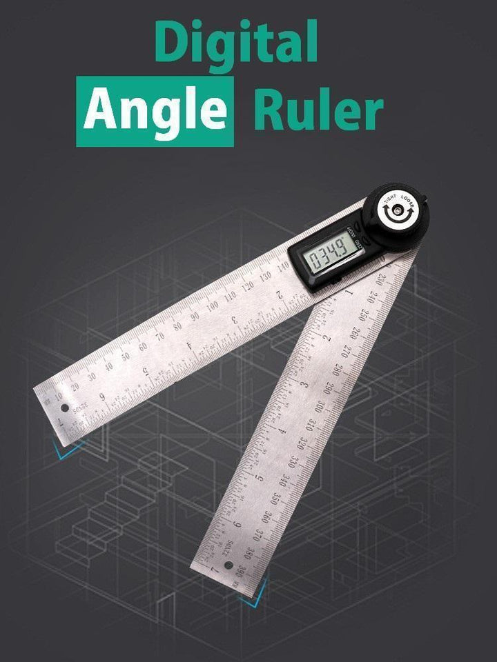 Digital Angle Ruler