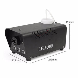 Wireless Control LED 7 Colors Fog Smoke Machine - RollingStar