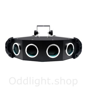 4 Lens High-power LED Beam Light