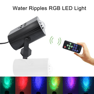 Water Wave Effect Stage Light