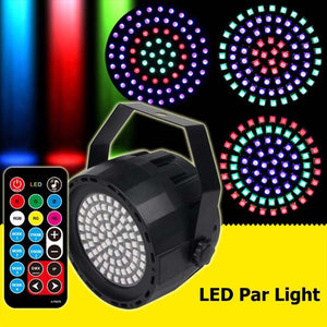 78 Pcs LEDs Auto Control Par Stage Light