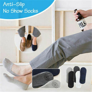 Anti-Slip Silicone Invisible Socks