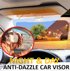 Day & Night Anti-Dazzle Car Visor