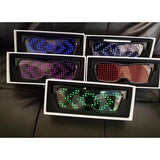 Last day promotion!--2019 LED Glowing Glasses Party - yanczi