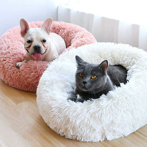 Luxury Donut Pet Bed