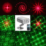 Mini Red&Green Laser Stage Light